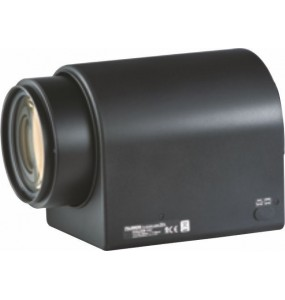 "Fujinon H22x11.5R2D-ZP1 Lens 2/3 ""motorized zoom 22x day / night video iris / RS232"