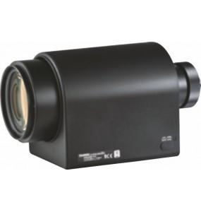 "Fujinon C22X23R2D-ZP1 lens 1 ""motorized zoom 22x day / night video iris remote control / RS232"