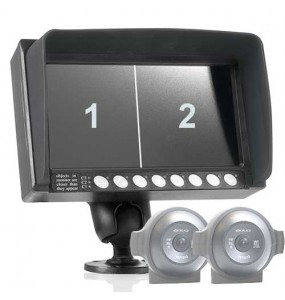 0223220 Ecran Orlaco IP67 double camera