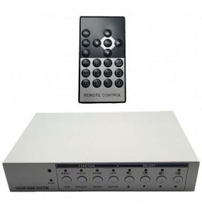 QUAD-404HD - Quadravision AHD CVI TVI CVBS