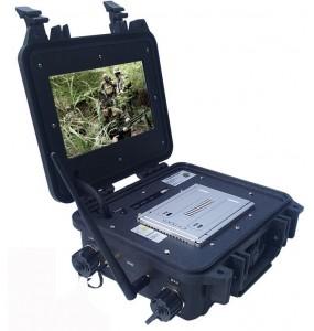 HK-CASE Lt Valise tactique nomade WiFi