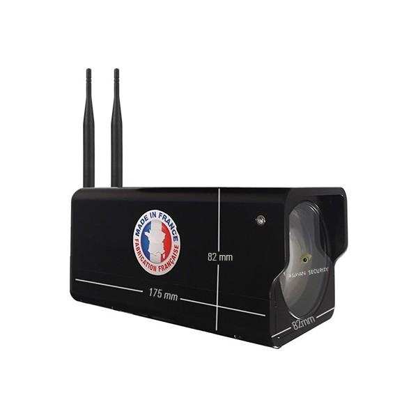 TRITON Camera tactique zoom 30X 4G WiFi étanche IP67 IK8