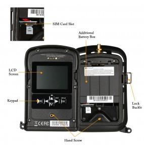 LTL-6511MG-4G Caméra de chasse