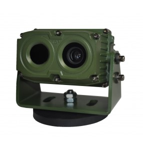 fusion thermal camera for vehicles
