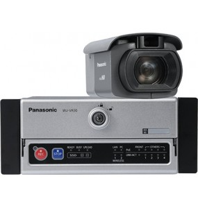 Panasonic Arbitrator - Embedded Video Camera Road Surveillance System Helps Police