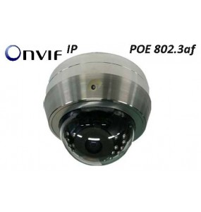 MARINE FIXED IP THERNET ONVIF DOME