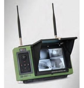 Télécommande et Unité de surveillance vidéo