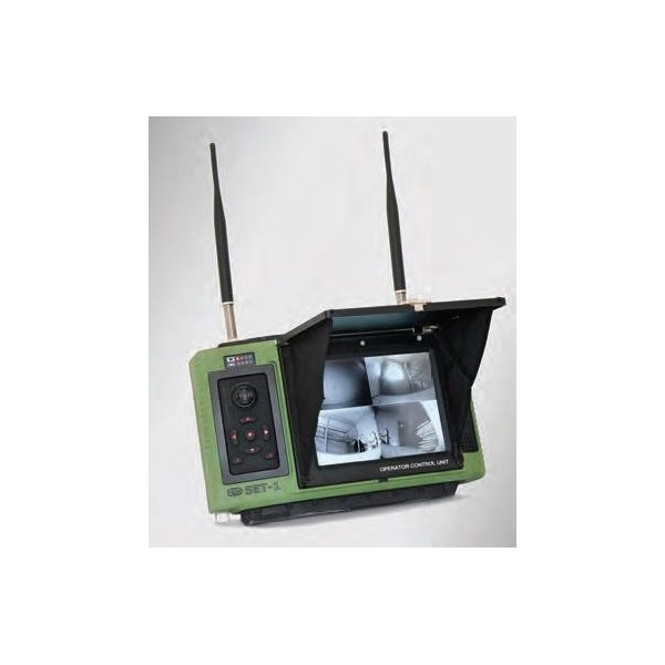 Télécommande et Unité de surveillance vidéo SCARAB et SPHERE