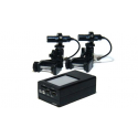 Enregistreur vidéo Airborn double caméra AirBoss Professional