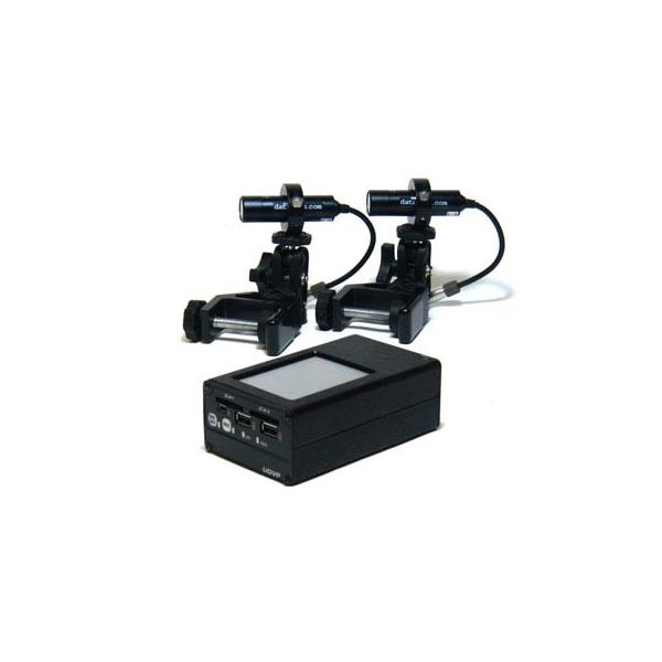Airborn - Enregistreur vidéo double caméra AirBoss Professional