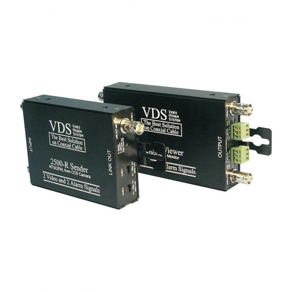 Kit de modem Videos HD sur 1 coaxial VDS-6500