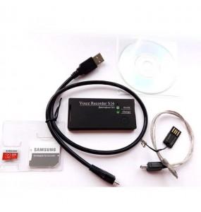 SOROKA 16 E - Enregistreur audio miniature professionnel