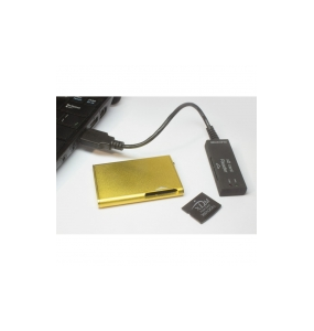 Edic-mini Tiny xD A69 - Enregistreur miniature (VAS) carte mémoire 2 Go