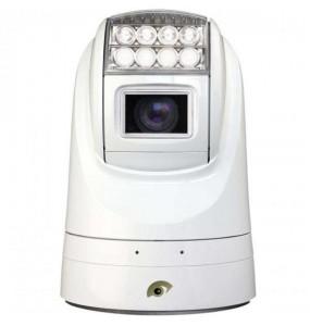 Camera analogique rotative essuie glace Leds PAC-36120