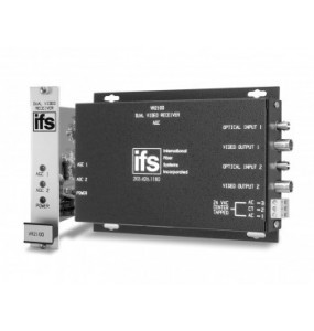 VR2100 Series IFS Dual Independent AM Video Receiver with AGC