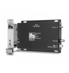 VR1100 Series IFS AM Receiver Video with Automatic Gain Control (AGC)