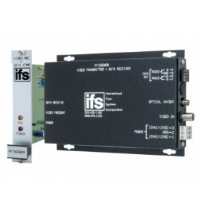 VT / VR1500WDM Series - IFS FM Video with Return Data