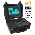 VDR-FHD 4K valise video