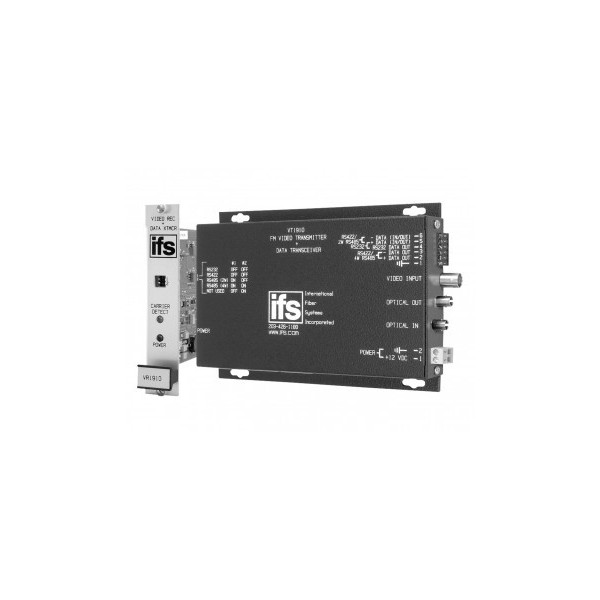VT / VR1900 Series IFS FM Video with Bidirectional Data and Tamper Transmission