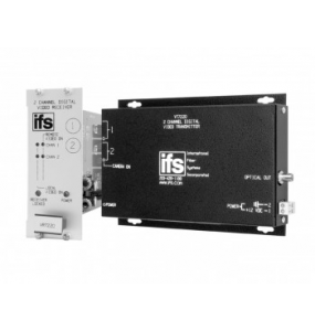 VT / VR7200 Series IFS 2 Channel Digital Video Multiplexer