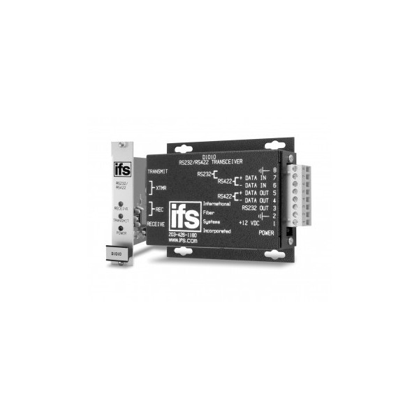 IFS RS-232/422 D1000 Series Point-to-Point Data Transceivers