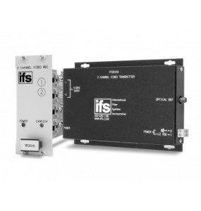 VT / VR2010 Series IFS 2 Channel Video Multiplexer