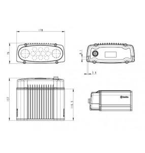 ANPR Mobile - Caméra lecture de plaques en mouvement
