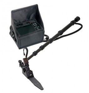 Caméra espion sous porte vision jour/ nuit endoscopique