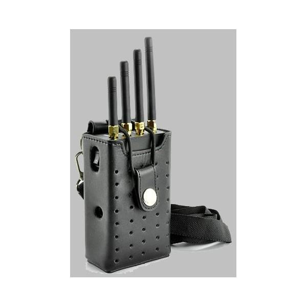 Brouilleur de réseau Wifi / GSM / GPS / 3G Haute puissance
