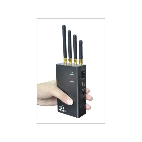 TG-120B-PRO Brouilleur de poche téléphone portable