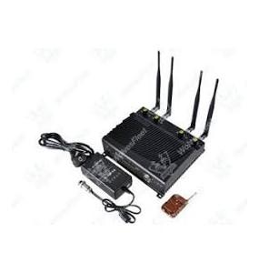 TG-4CA Brouilleur Brouilleur Wifi de téléphone Mobile / GPS