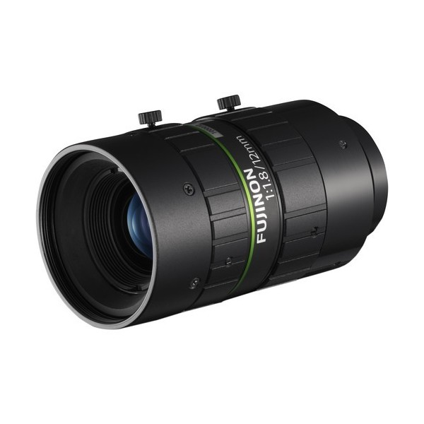 "Objectif Fujinon HF1218-12M 2/3 ""12mm F1.8"