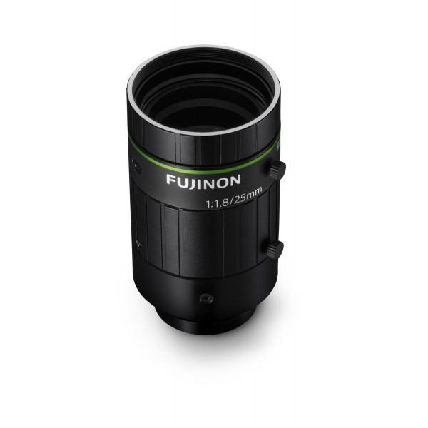 """Objectif """" 4D Haute Résolution HF2518-12M 2/3 """"25 mm F1.8"""