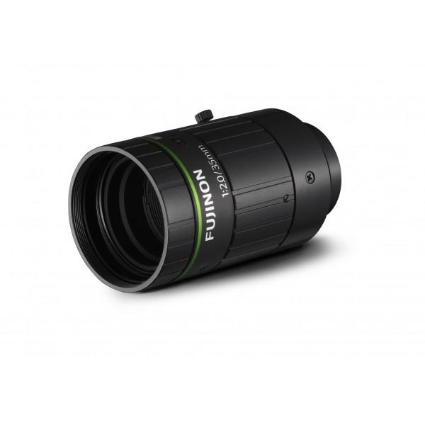 """Objectif """"4D Haute Résolution HF3520-12M Objectif 2/3 """"35mm F2.0"""