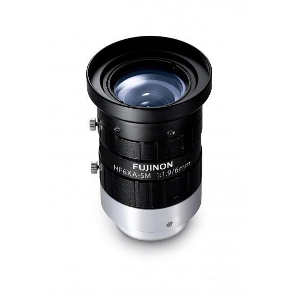 "Fujinon Objectif 4D Haute Résolution HF6XA-5M 2/3 ""6mm F1.9"