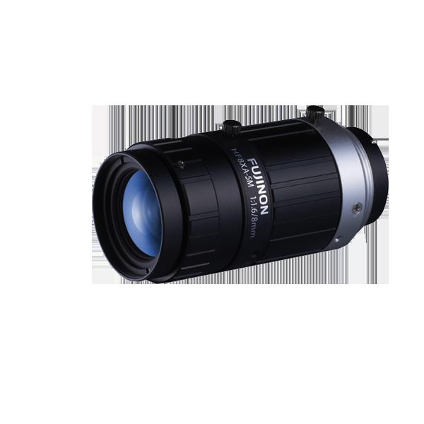 "Fujinon Objectif 4D"" Haute Résolution HF8XA-5M 2/3 ""8mm F1.6"