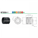 """Objectif HF35SA-1 2/3 """"35 mm F1.4"""