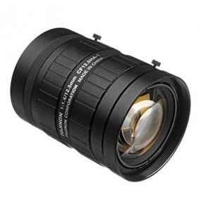 """CF12.5HA-1 1 """"12,5 mm F1.4 -Objectif pour cameras de vision industrielle"""