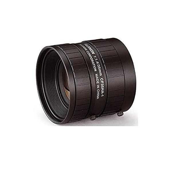 """CF35HA-1 1 """"35 mm F1.4 Objectif de caméra zoom / haute résolution / caméra CCD / vision industrielle"""