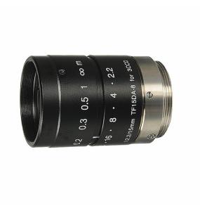"Objectif de Caméra TF15DA-8 1/3"" 15mm F2.2 pour camera 3CCD /CMOS"