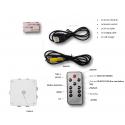 STronic UltraLife Camera Spy dans une boîte de jonction avec capteur PIR
