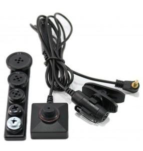 BU-19 - Kit caméra cachée câblée CCD