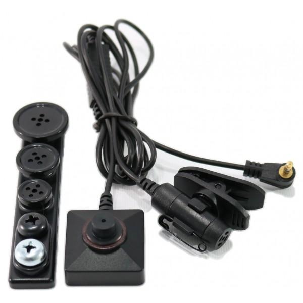 BU-19 - Hidden Cable CCD Camera Kit