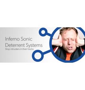 Barrière de Son anti-Intrusions / Systèmes de sécurité haute efficacité audio / Inferno Outdoor -