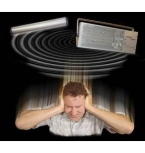 Barrière de Son IP65 / Anti-Intrusions / Systeme de haute surveillance/ Inferno Maxi