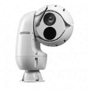 Hydra Duo - Plate-forme pour caméra vidéosurveillance PTZ durcie IP68