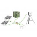 EmilyCube 2500 -Alimentation électriques hors réseau pour appareils de terrain