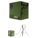 Batterie autonome- Alimentation électriques EmilyCube 2500 rechargeable pour appareils de terrain hors réseaux