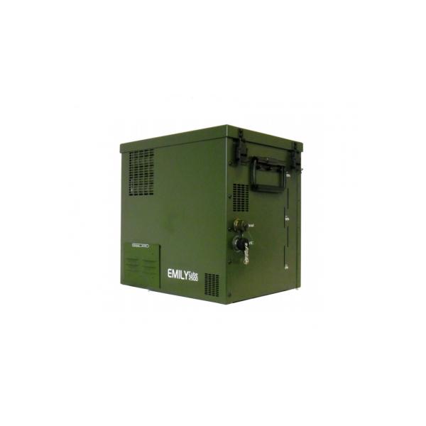 Alimentation électriques EmilyCube 2500 pour appareils de terrain hors réseaux
