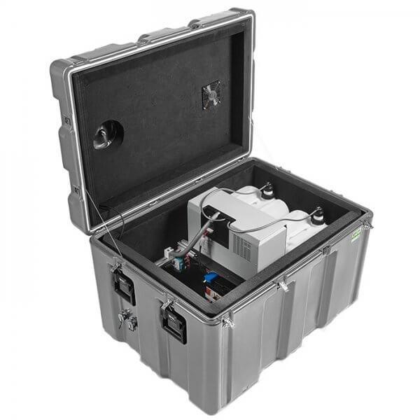Solution énergétique complète hors réseau par toutes les conditions météorologiques -ProEnergyBox 4060P